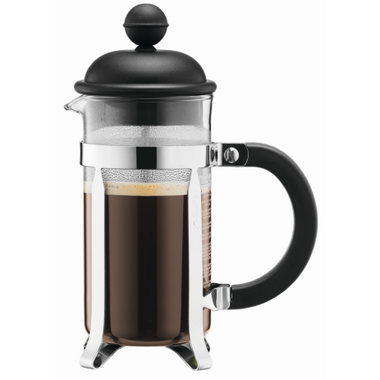 Bodum Caffettiera French Press Coffee Maker Black