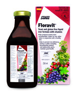 Salus Haus Floravit Yeast Free Tonic