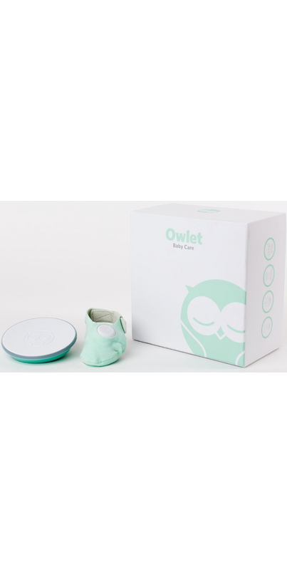 buy owlet baby monitor at free shipping 35 in canada. Black Bedroom Furniture Sets. Home Design Ideas