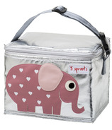3 Sprouts Lunch Bag Elephant