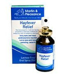 Martin & Pleasance Hayfever Relief Homoeopathic Spray