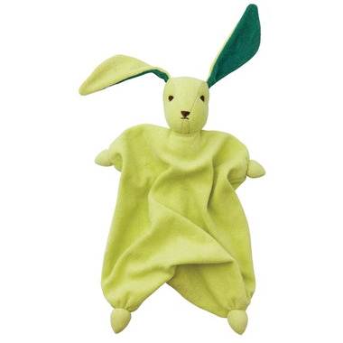 PEPPA Tino Organic Bonding Doll in Lime