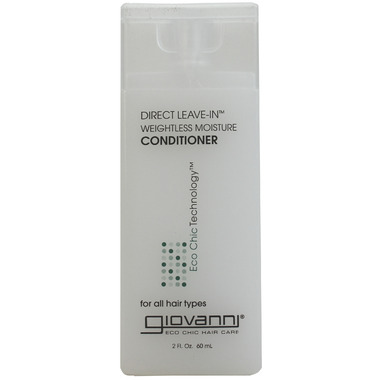 Giovanni Direct Leave-In Weightless Moisture Conditioner Travel Size