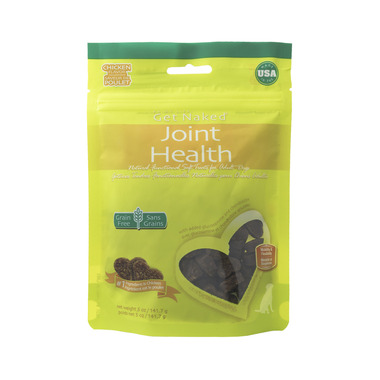 Natural Polymer Int. Get Naked Joint Health Soft Treats Bag