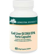 Genestra Cod Liver Oil DHA/EPA Forte