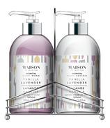 Maison Caddy Gift Set in Lavender Vanilla