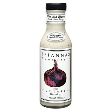 Briannas Home Style True Blue Cheese Dressing