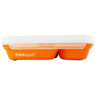 Thinksport GO2 Travel Food Container Orange