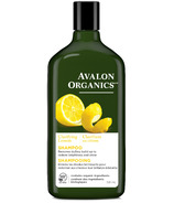 Avalon Organics Lemon Clarifying Shampoo