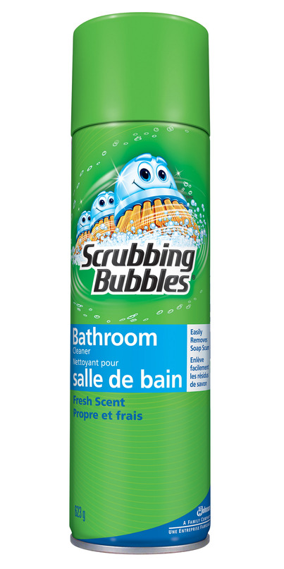 Meet the hardest working bubbles in the bathroom business. Whether you have a problem to solve or surface to clean, Scrubbing Bubbles ® products make it easy and worry-free.