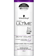 Schwarzkopf Essence Ultime Biotin+ Volume Conditioner