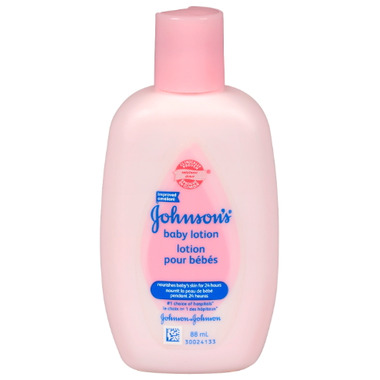 Johnson\'s Baby Lotion Travel Size