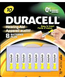 Duracell Hearing Aid Battery Size 10