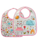 Sugarbooger Mini Bib Clementine the Bear