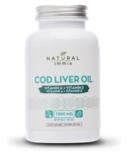 Natural Immix Cod Liver Oil Softgels
