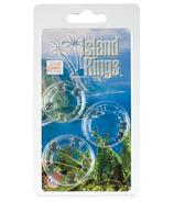 California Exotic Novelties Island Rings