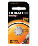 Duracell Lithium 2016 Keyless Entry 3V Battery