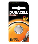 Duracell Lithium 2016 Keyless Entry 3V Battery