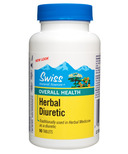 Swiss Natural Herbal Diuretic Tablets