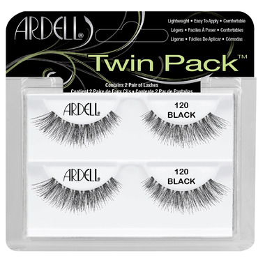 Ardell Twin Pack Style 120 False Lashes