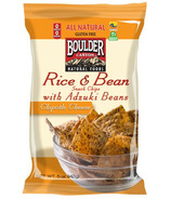 Boulder Canyon Rice & Bean Snack Chips with Adzuki Beans