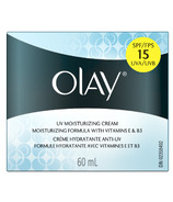 Olay Active Hydrating UV Moisturizing Cream with SPF 15