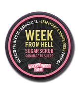 Walton Wood Farm Week From Hell Sugar Scrub
