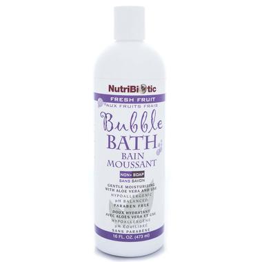 Nutribiotic Bubble Bath