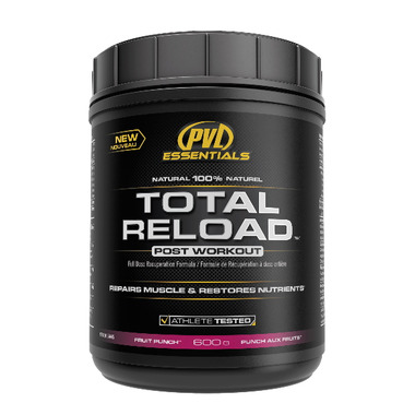 PVL Essentials 100% Natural Total Reload