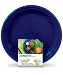 Preserve Large On The Go Plates Midnight Blue