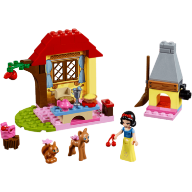 LEGO Junior Disney Snow White\'s Forest Cottage