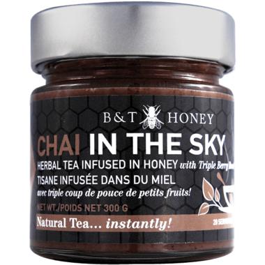 B&T Honey Chai in the Sky Tea Infused Honey