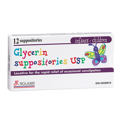 Buy Rougier Children Glycerin Suppositories From Canada At