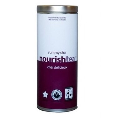 Nourishtea Yummy Chai Loose Leaf Tea