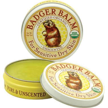 Badger Dry Sensitive Skin Balm