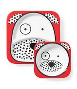 Skip Hop Zoo Melamine Set Dalmatian
