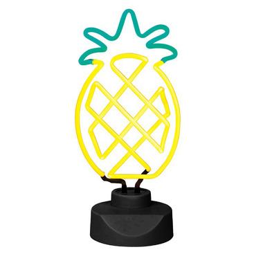 Amped & Co. Neon Pineapple Desk Light