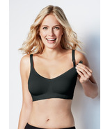Bravado Designs Body Silk Seamless Nursing Bra Black
