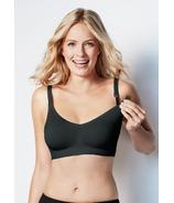 Bravado Designs Body Silk Seamless Nursing Bra Black