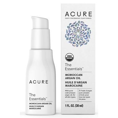Acure The Essentials Moroccan Argan Oil
