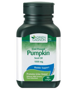 Adrien Gagnon Pumpkin Seed Oil 1000 mg
