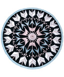 Tofino Towel The Nootka Round Towel