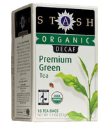 Stash Decaf Premium Organic Green Tea
