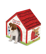 Melissa & Doug Cardboard Structure Dog House