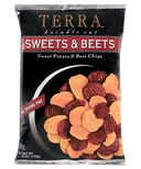 Terra Krinkle Cut Sweets & Beets Chips