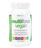 Prairie Naturals Multi-Force Daily Vegan Multivitamin & Mineral