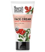 Nourish Organic Ultra-Hydrating Face Cream