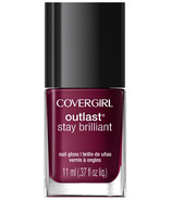 CoverGirl Outlast Stay Brilliant Nail Gloss Leading Lady