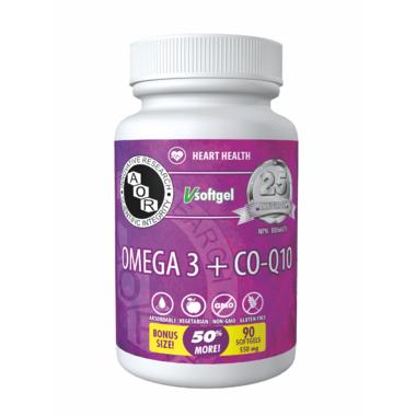 AOR Omega 3 + CO-Q10