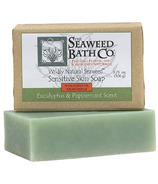 The Seaweed Bath Co. Wildly Natural Eucalyptus Peppermint Soap